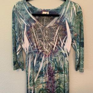 🌻5/$20 Beautiful, Colorful Dress